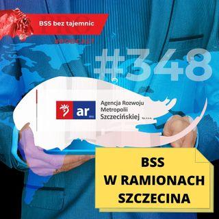 #348 BSS w ramionach Szczecina