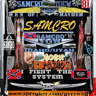 SAMCRO RADIO XLT1