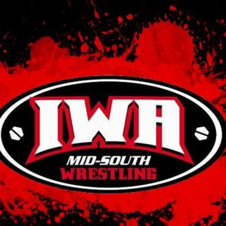 IWA Midsouth 7/13/17 w/ Aaron Williams