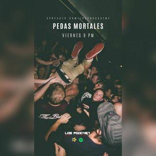 41 PEDAS MORTALES