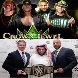 WWE and the Saudi Arabia Problem