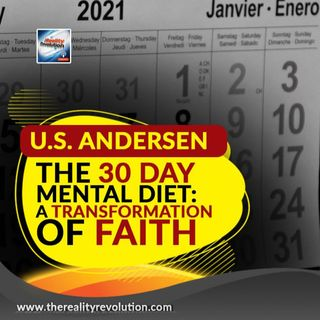 U S Anderson The 30 Day Mental Diet