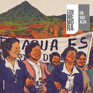 Conmemora en Voz Alta - Yolanda Cerón. La hermana del Pacífico. Cap 1: La lucha por la tierra.