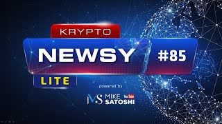 Krypto Newsy Lite #85 | 08.10.2020 | Pompa! Square kupuje BTC! NFT jak DeFi? CEO BitMEX zwolniony, Binance w kolejne? Solana Wormhole