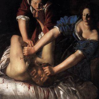 """""""Artemisia Gentileschi"""" racconto di Chiara Periti voce Roberto Forti su RadioRaccontiamoci"""