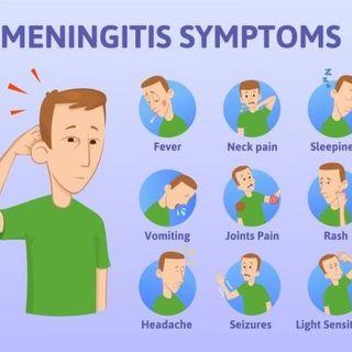 Dr. Len Friedland and #Meningitis Survivor Jamie Schanbaum discuss the disease on #ConversationsLIVE #vaccination #healthnews