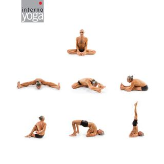 Hatha Yoga - Sequenza a terra 1