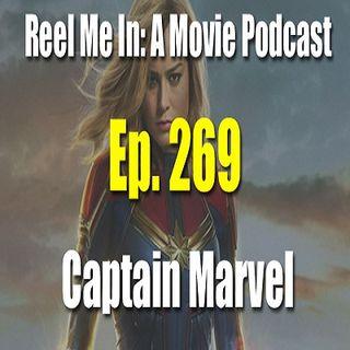Ep. 269: Captain Marvel