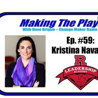 MTP 59-Kristina Navarro-Rutgers Leadership Academy