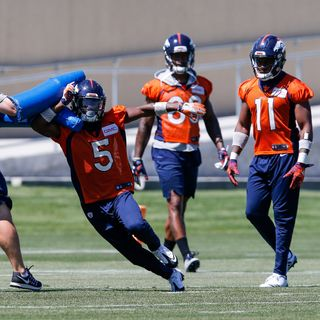 Diving Deep On The Broncos Roster: Wide Receivers