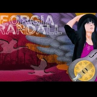 Fly On With Rock-n-Blues! Musician Georgia Randall: an interview on the Hangin With Web Show