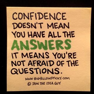 Question Confidence : BYS 166