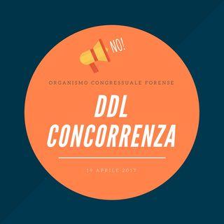 DDL Concorrenza - Comunicato #OCF