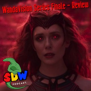 WandaVision Series Finale - Review