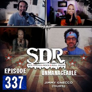 Jimmy Gnecco (OURS) - Unmanageable