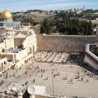 Episode 851: Jews, Catholics, Palestinians and the Temple in Jerusalem