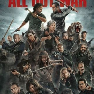The Walking Dead Season Finale Episode Commentary!!!