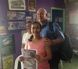 VIEWPOINT FROM HONDURAS