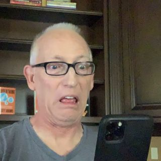 Episode 1200 Scott Adams: Don't Miss My Impression of Reporters Looking at the #Kraken Claims, Section 230