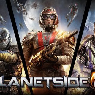 Should you play Planetside 2?