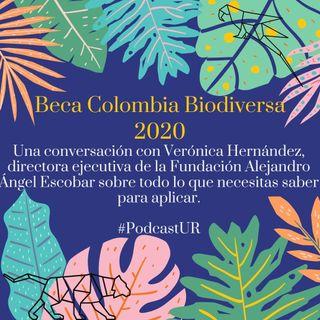 Beca Colombia Biodiversa 2020