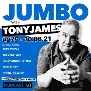 Jumbo Ep:275 - 30.06.21 - Hot Men With Ben Dalby
