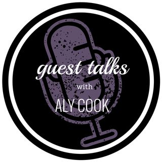Music Talks - Guest Talks With Aly Cook