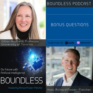 Gillian Hadfield: BONUS QUESTIONS
