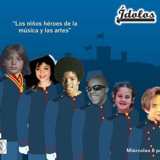 Idolos Niños Heroes