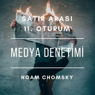 #11 Medya Denetimi - Noam Chomsky