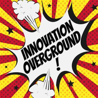 Innovation Overground: It's a bird. It's a plane...It's graphene!