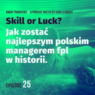 Jak zostać 1-szym  w Polsce i 13 managerem na świecie