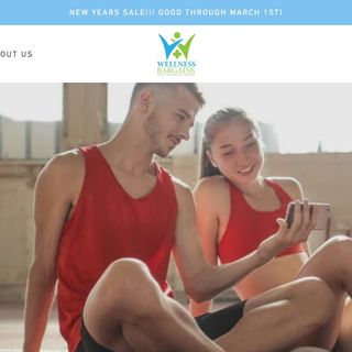 Wellness bargains, Shop for fitness items