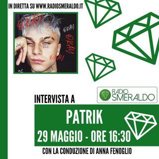 Patrik Rubino | Intervista