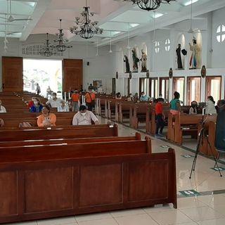 Templos católicos reabren este 4 de octubre