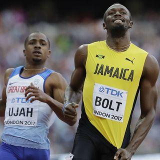 Så blev Usain Bolt världens snabbaste man