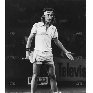 Hans Gildemeister, el biónico del tenis chileno