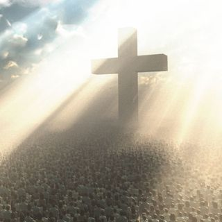 The Cross Leads to Heaven