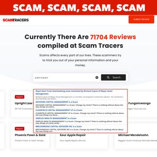 Scam Review Scam