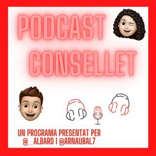PODCAST CONSELLET #1: 20N DIA DELS DRETS DE LA INFÀNCIA I L'ADOLESCÈNCIA!
