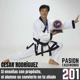 Cesar Rodríguez: Si enseñas con propósito, el alumno se convierte en tu aliado.