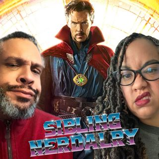 Ep17-Toni is WAY INTO Dr Strange and Astral Projection