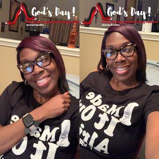 Episode 185 - God's Day with Lady Aunqunic Collins on 9.10.2020