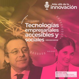 Silvia Leal y Juan Carlos Ramiro: Accesibilidad y Usabilidad