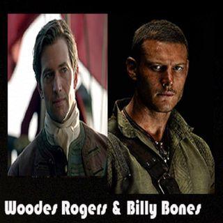 Black Sails: Woodes Rogers & Billy Bones Series Retrospective