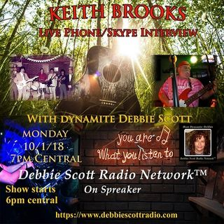 INTERVIEW WITH KEITH BROOKS !!!   10-1-18