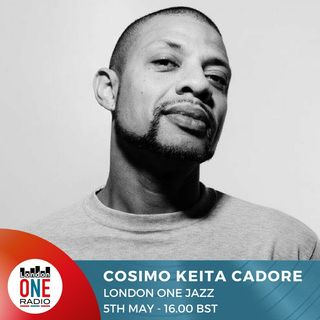 London One Jazz: Interview with drummer and percussionist Cosimo Keita Cadore.
