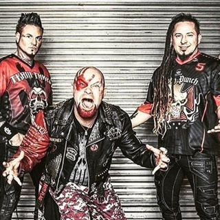 Five Finger Death Punch Interview