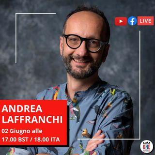 """Andrea Laffranchi: """"Gli artisti guadagnano più con i live che con i dischi"""""""