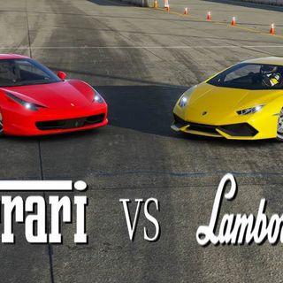 "Storie di storie ""Ferrari contro Lamborghini"" puntata 3"